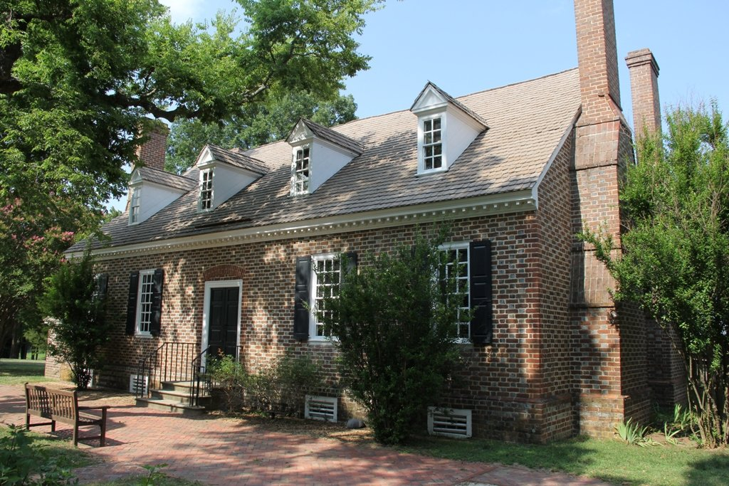 Washingtons Birthplace home
