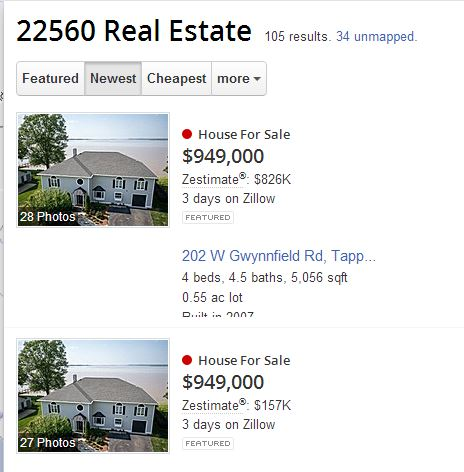 Proof That Zillow's Zestimates Aren't Accurate